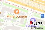 Схема проезда до компании Языковой центр Полиглотики в Москве