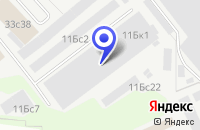 Схема проезда до компании ПРОИЗВОДСТВЕННАЯ КОМПАНИЯ ИСТ СТРОЙ в Москве