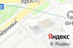 Схема проезда до компании Профгигиена в Москве