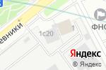 Схема проезда до компании ТестИнТех в Москве