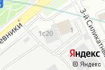 Схема проезда до компании Авк Максима в Москве