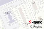 Схема проезда до компании Басяня в Москве
