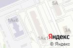 Схема проезда до компании Bernafon в Москве