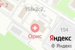 Схема проезда до компании Copy-smart в Москве