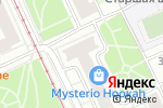 Схема проезда до компании Нуга Бест в Москве