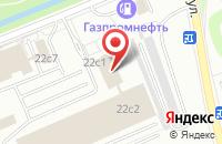Схема проезда до компании Фармклуб в Москве