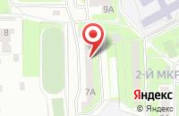 Схема проезда до компании Оливия в Подольске