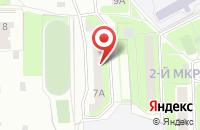 Схема проезда до компании Тефи в Подольске