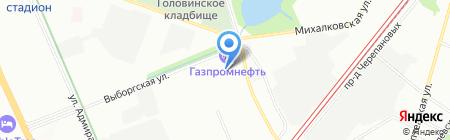 ОптПленка на карте Москвы