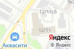 Схема проезда до компании Коралл в Москве