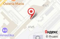 Схема проезда до компании Арк Медиа в Москве