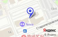Схема проезда до компании ВНИИ ПОЛИГРАФИИ в Москве