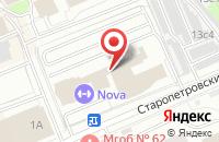 Схема проезда до компании Лср Консалтинг в Москве
