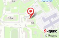 Схема проезда до компании ДИРЕКЦИЯ ЕДИНОГО ЗАКАЗЧИКА в Подольске