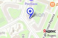 Схема проезда до компании АРХИТЕКТУРНАЯ СТУДИЯ 69 в Москве