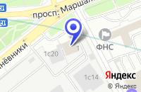 Схема проезда до компании ТД СТРОЙЖЕЛЕЗОБЕТОН в Москве