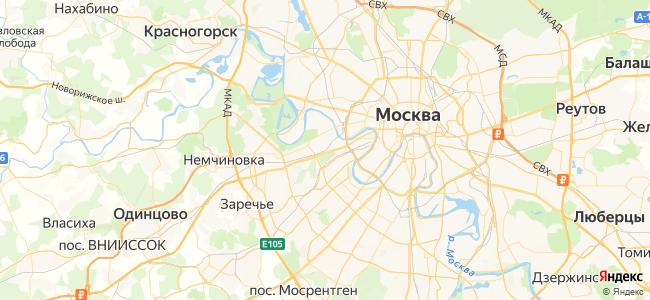 Голицыно - Лобня электричка в Голицыно