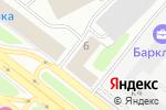 Схема проезда до компании iphone-trade.ru в Москве