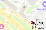 Схема проезда до компании Luck-shop в Москве