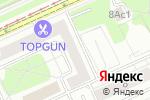 Схема проезда до компании Mysub в Москве