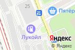 Схема проезда до компании ЛУКОЙЛ в Москве