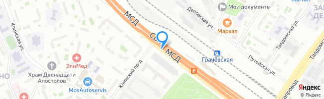 Зеленоградская улица