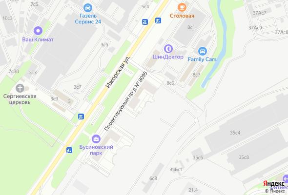 жилой комплекс Бусиновский парк