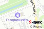Схема проезда до компании Автомойка на Выборгской в Москве