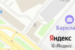 Схема проезда до компании 3DSpaceStore в Москве
