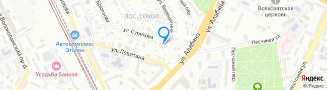 улица Венецианова
