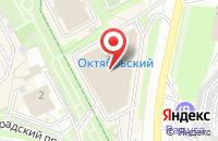 Схема проезда до компании Бархат в Подольске