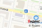 Схема проезда до компании Киоск по продаже цветов в Первомайском