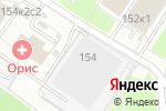 Схема проезда до компании НикОль в Москве