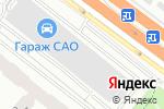 Схема проезда до компании Ховрино в Москве