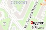 Схема проезда до компании Shedevr в Москве