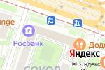 Схема проезда до компании СтройМастер в Москве