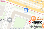 Схема проезда до компании Happy Lands в Москве