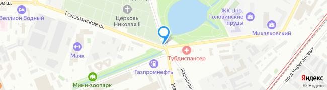 Нарвская улица