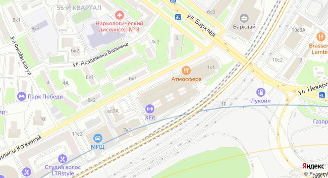 Бизнес-центр «Парк Победы» - превью 2