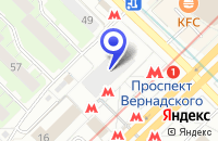 Схема проезда до компании КИНОТЕАТР ЗВЕЗДНЫЙ в Москве