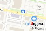 Схема проезда до компании Магазин промтоваров в Первомайском