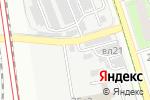 Схема проезда до компании Автостоянка №62 в Москве