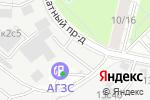 Схема проезда до компании ARD-AUTO в Москве