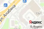 Схема проезда до компании АТЛАС в Москве