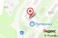 Схема проезда до компании Гранд-Строй в Москве