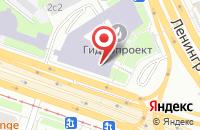Схема проезда до компании Научно-Технический Центр «Циркон» в Москве