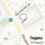 Магазин салютов Щербинка- расположение пункта самовывоза