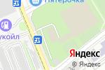 Схема проезда до компании Rезиденция танца в Москве