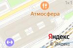 Схема проезда до компании СИСТЕМА СКВОЗНОЙ АНАЛИТИКИ ROISTAT в Москве