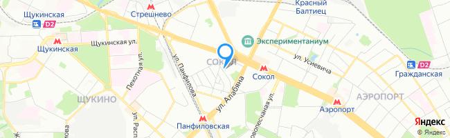 район Сокол